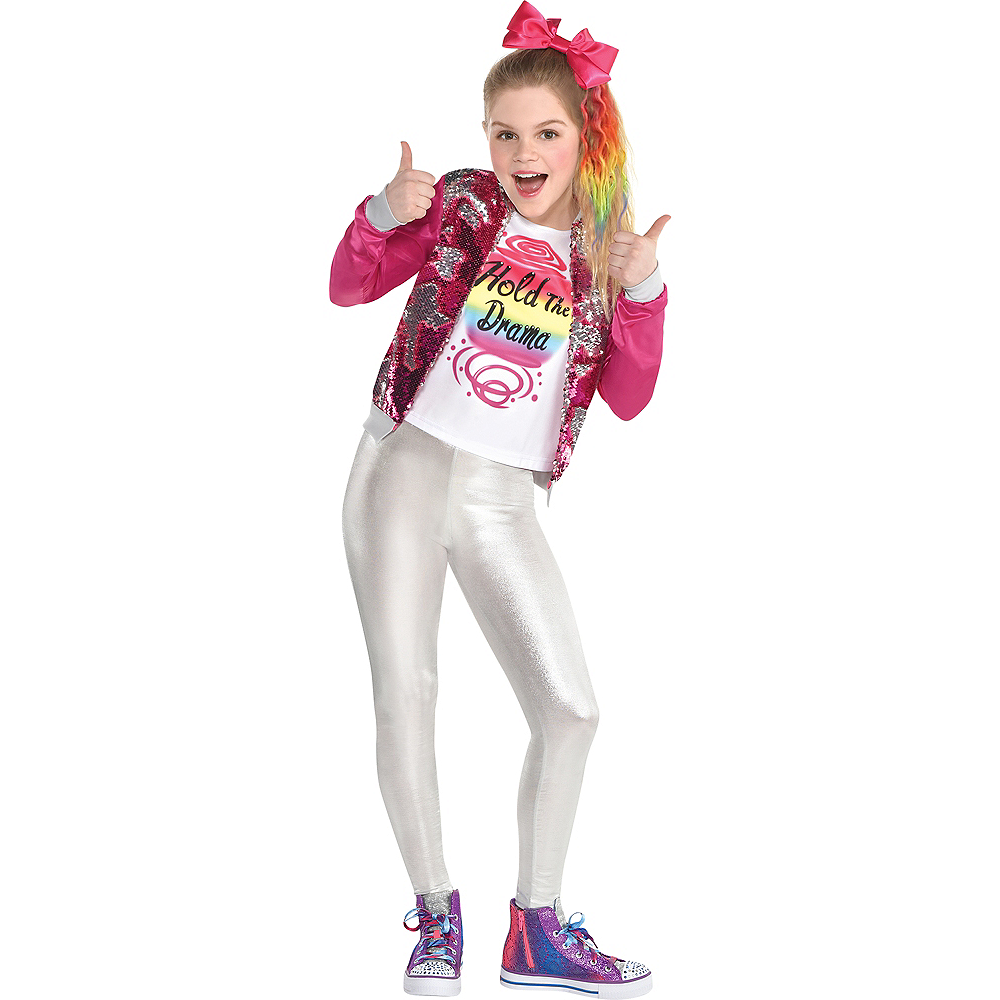 Girls Jojo Siwa Costume Party City
