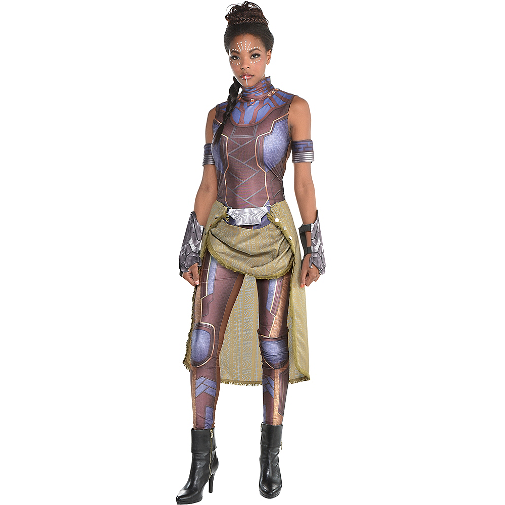 Nav Item for Womens Shuri Costume - Black Panther Image #1