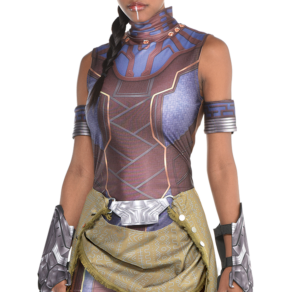 Nav Item for Womens Shuri Costume - Black Panther Image #2