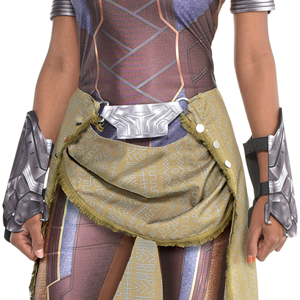 Nav Item for Womens Shuri Costume - Black Panther Image #4