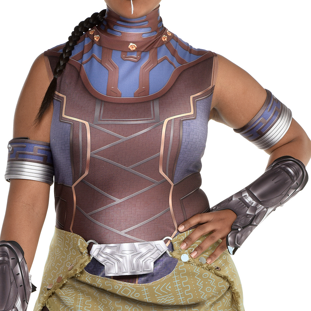 Womens Shuri Costume Plus Size - Black Panther Image #2