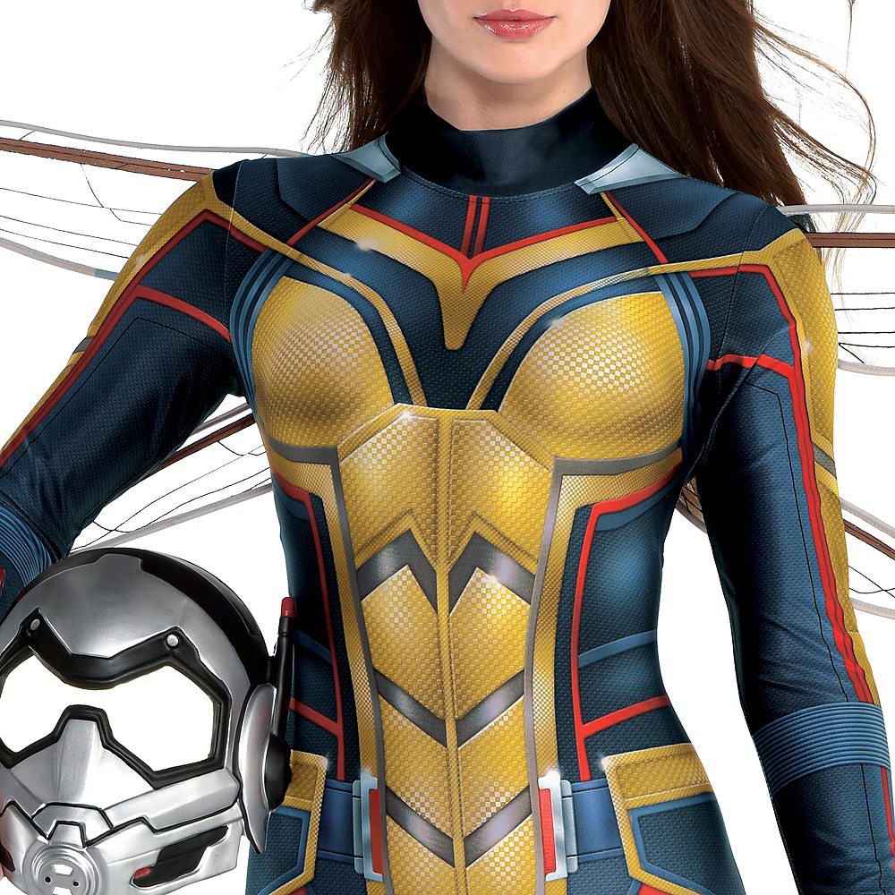 Womens Wasp Costume - Ant-Man and the Wasp Image #2