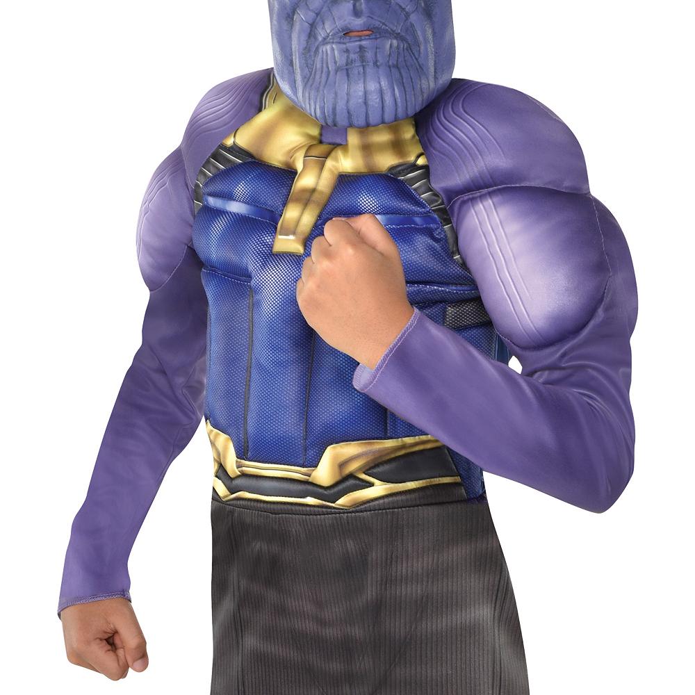 Boys Thanos Costume Avengers Infinity War Party City