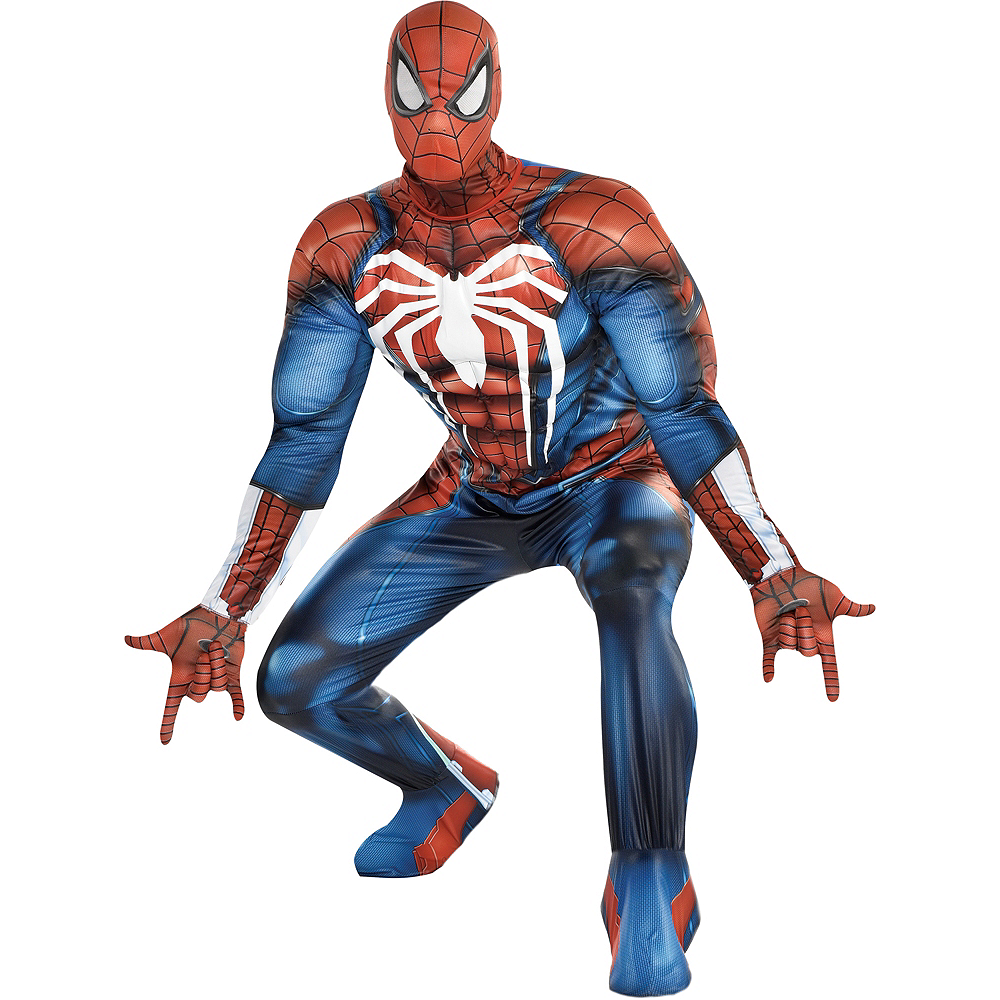 outlet for sale lowest price coupon code Mens Spider-Man Muscle Costume