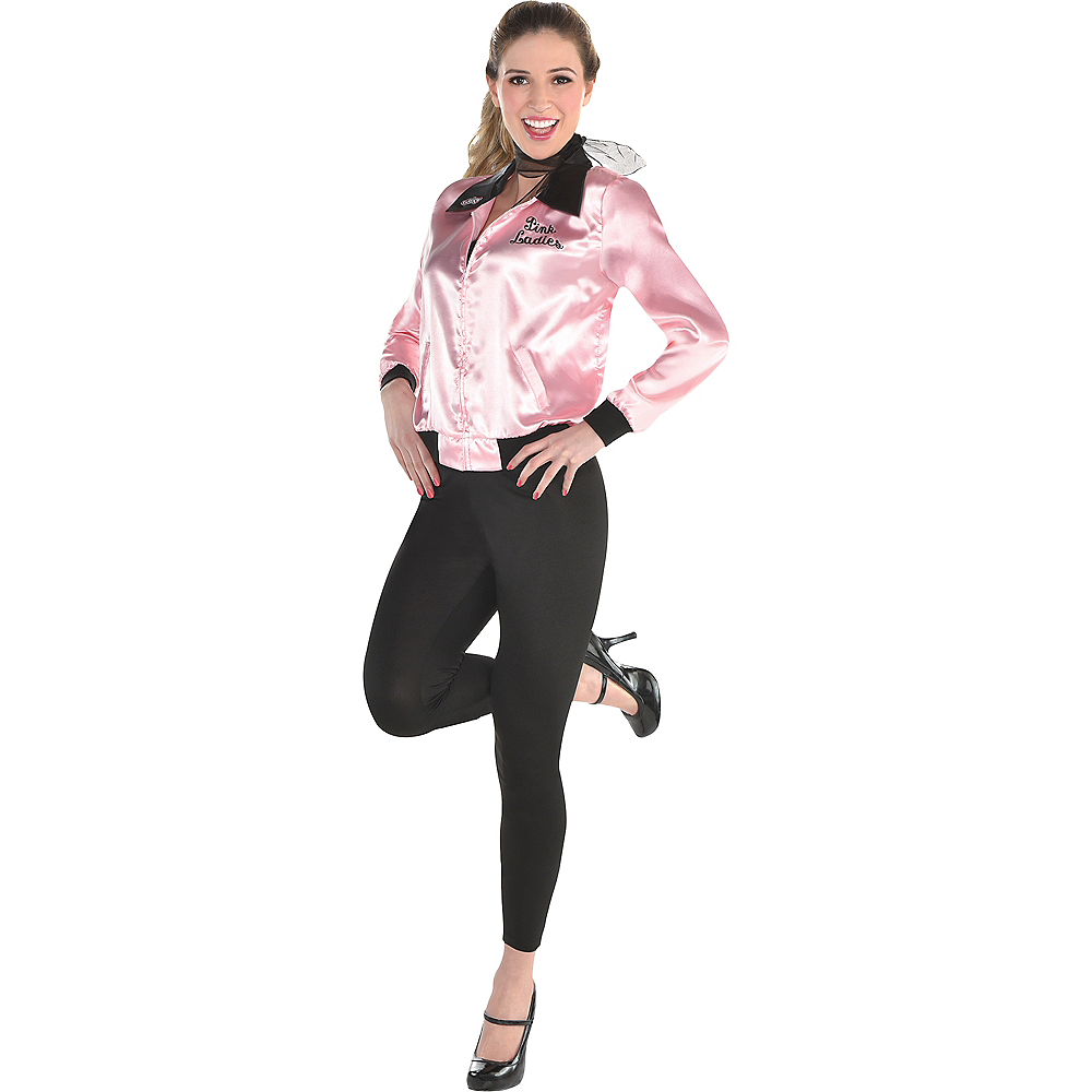 Nav Item for Womens Greased Lightning Costume - Grease Image #1