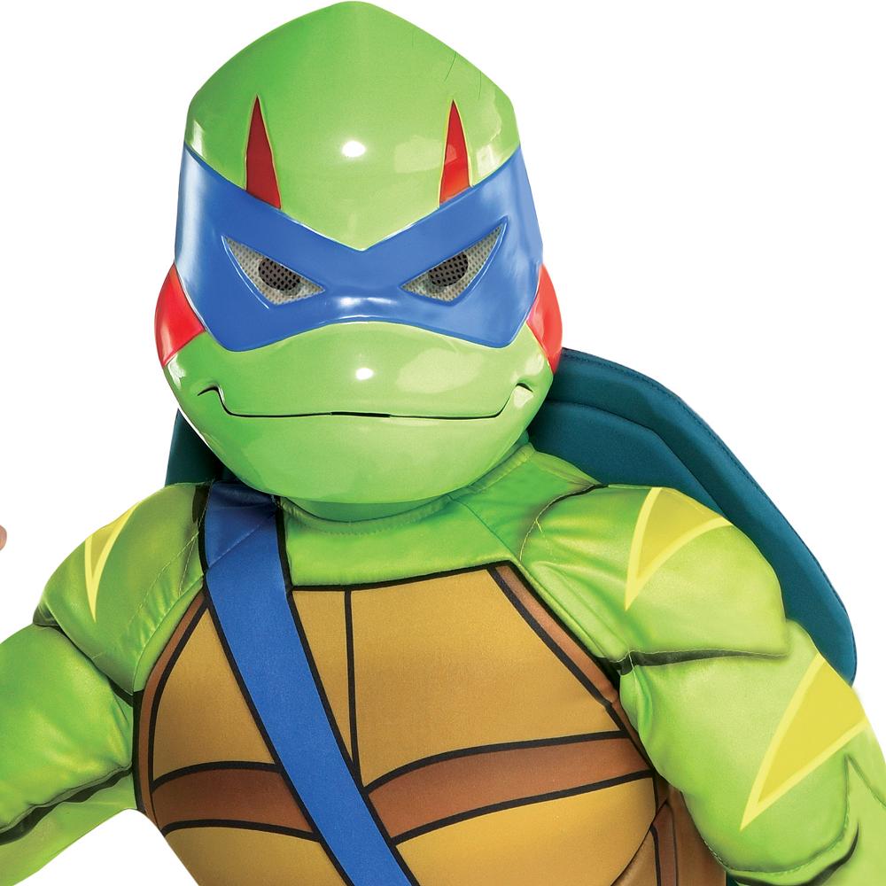 Boys Leonardo Costume Rise Of The Teenage Mutant Ninja Turtles