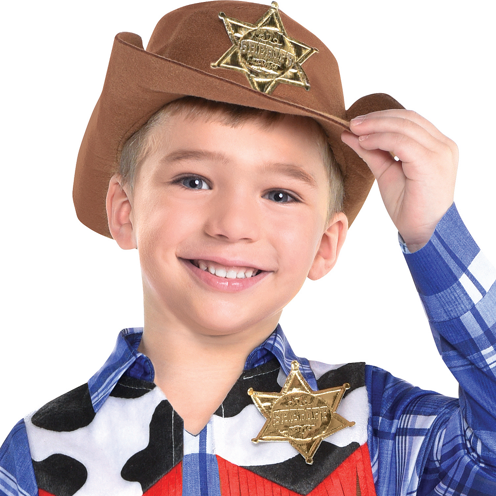 Boys Cowboy Costume Image #2