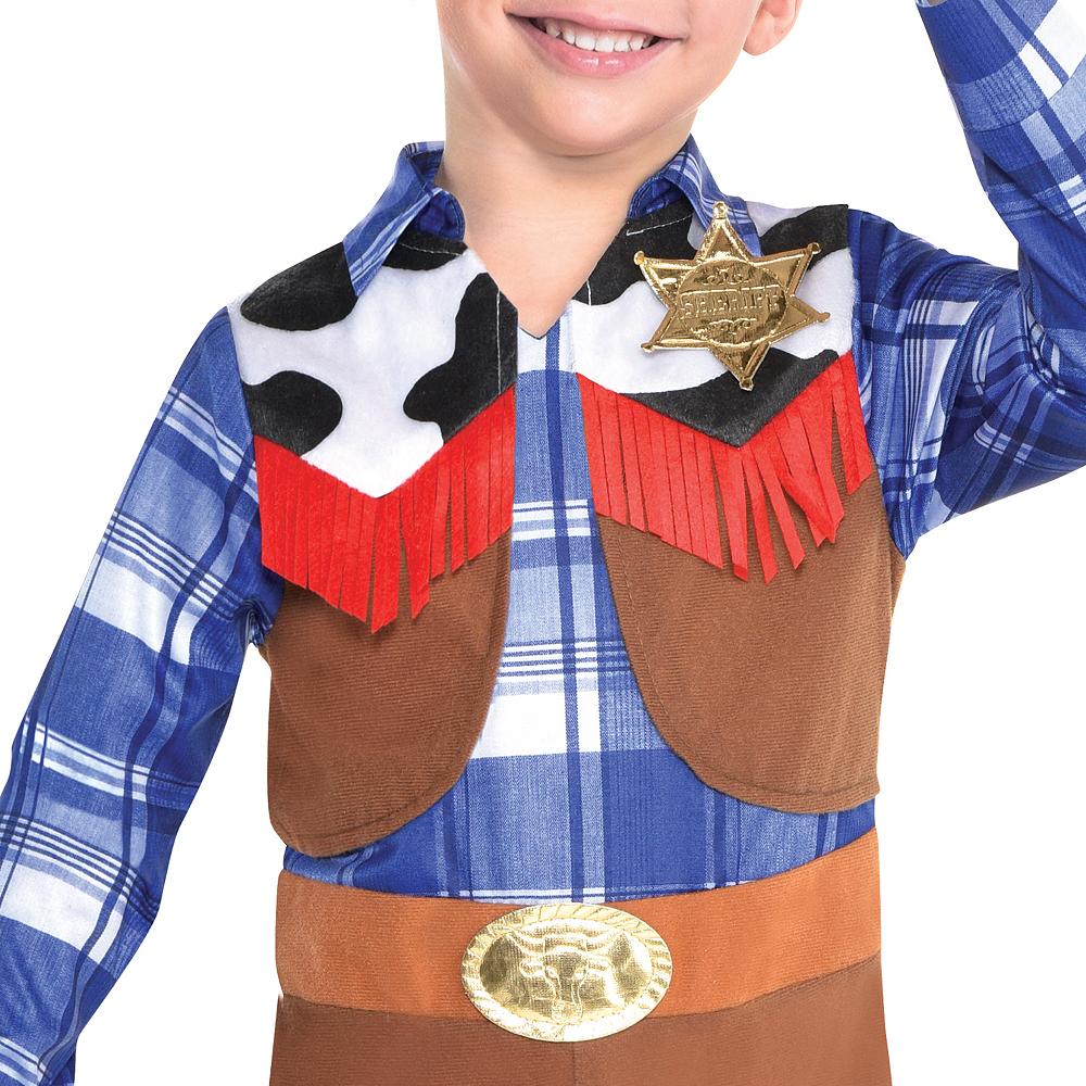 Boys Cowboy Costume Image #3