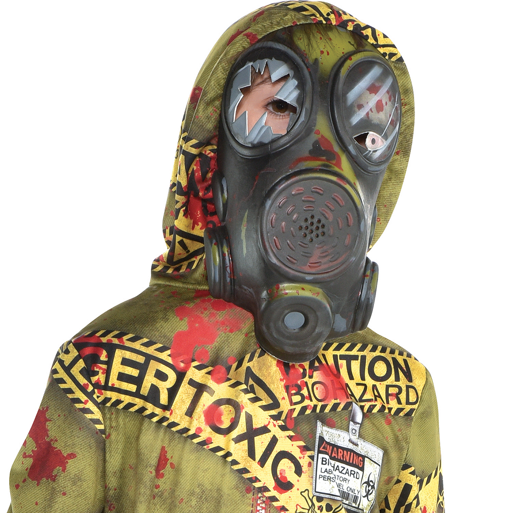 Nav Item for Boys Quarantine Zombie Costume Image #2