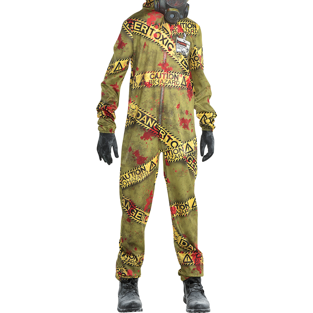 Nav Item for Boys Quarantine Zombie Costume Image #3