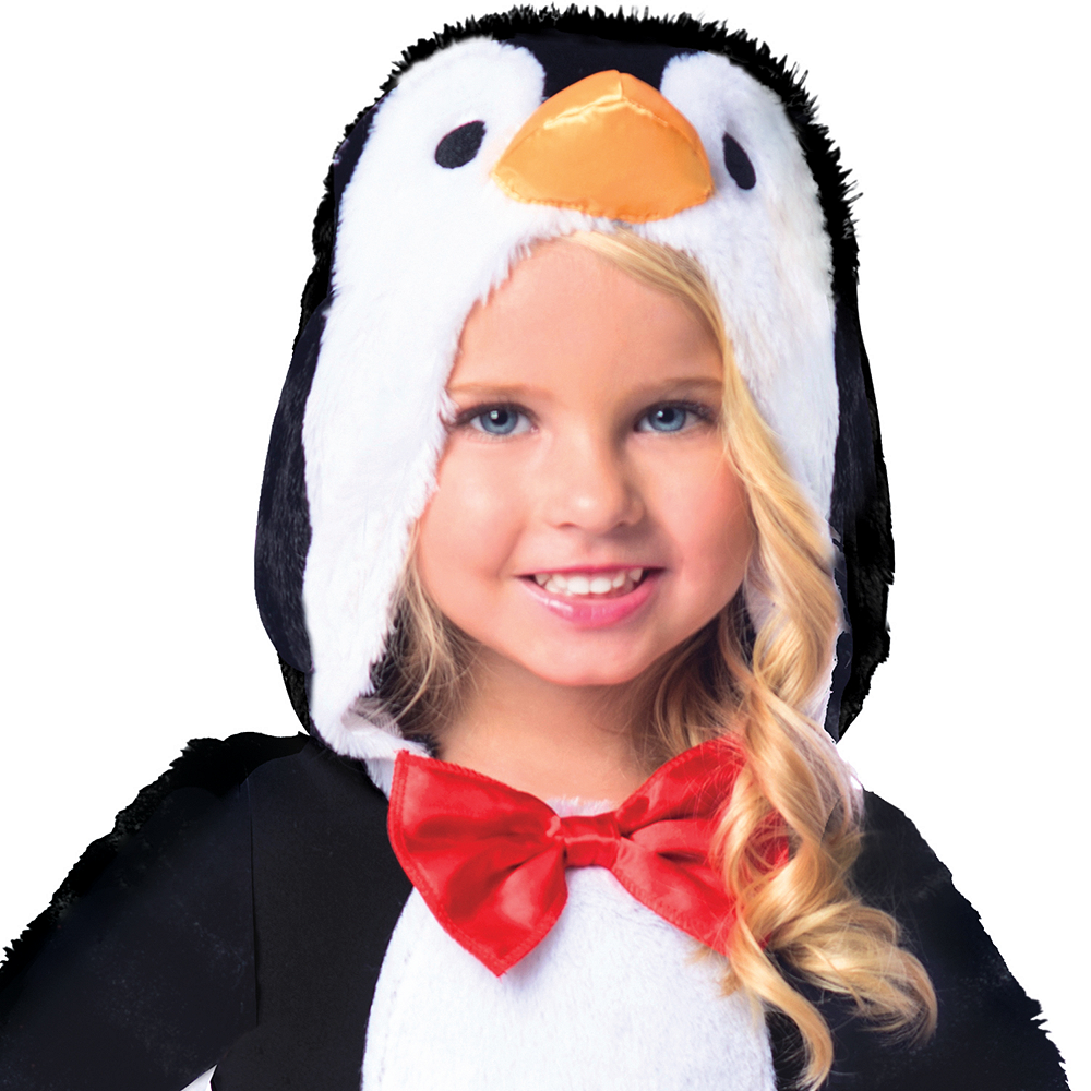 Girls Chill Out Penguin Costume Image #2