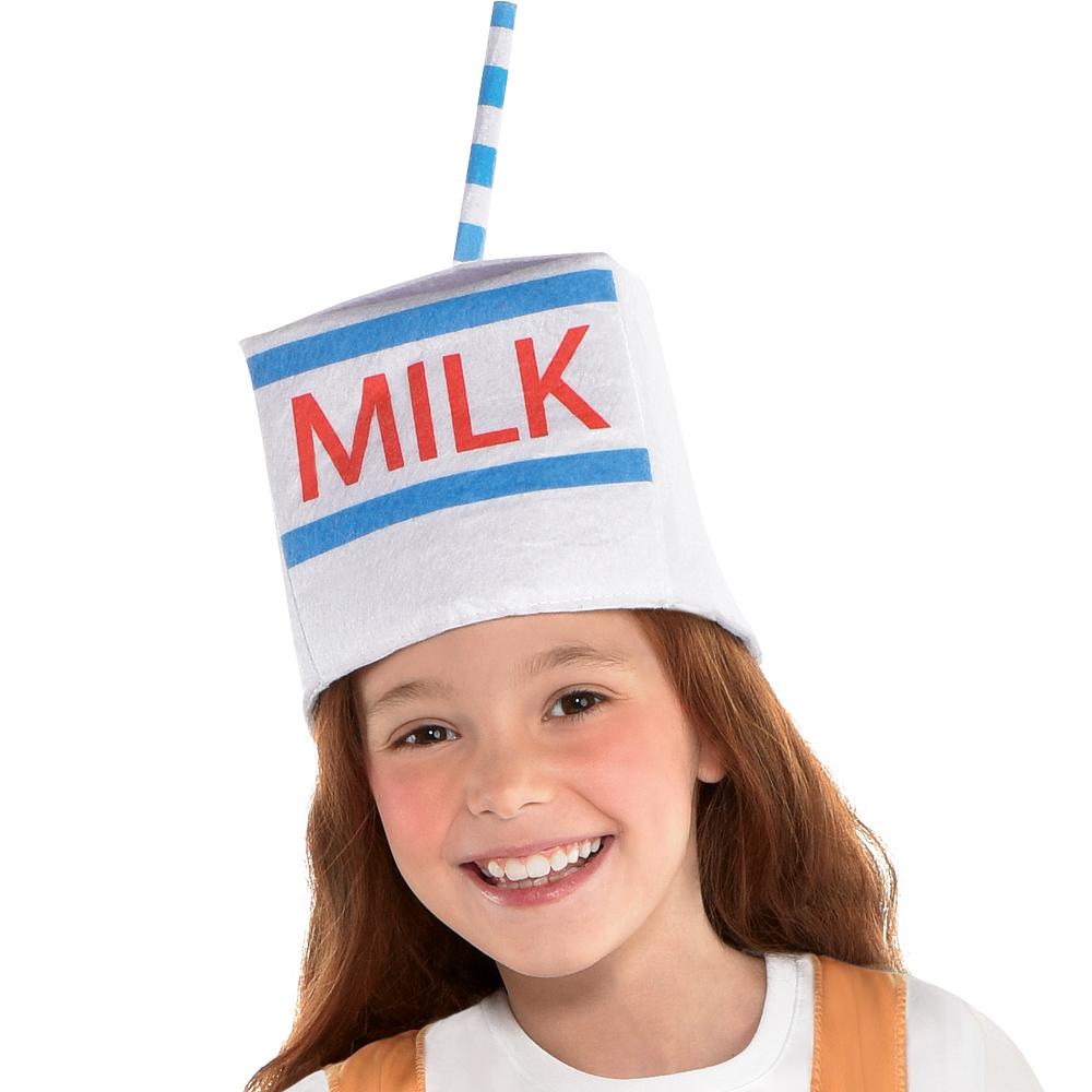 Girls Cookies & Milk Costume Image #2