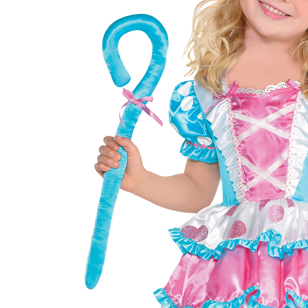 Girls Little Bo Peep Costume Image #4