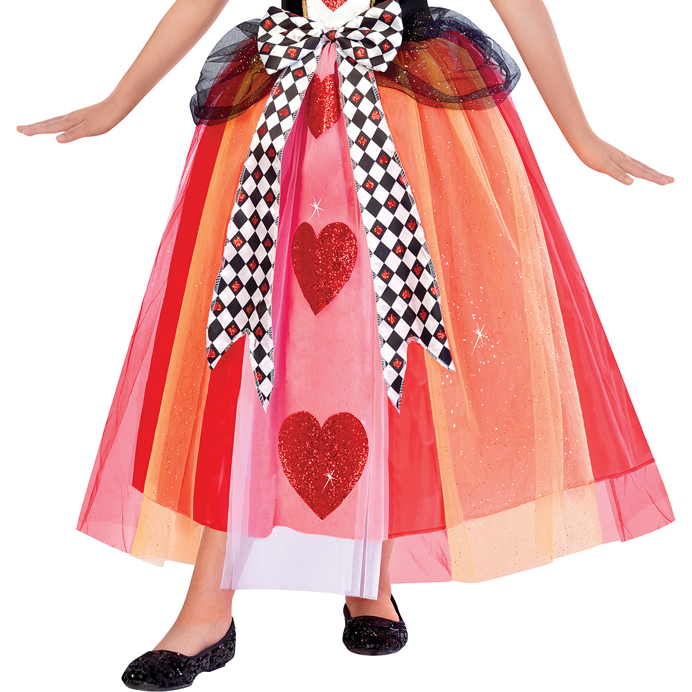 Girls Queen of Hearts Costume | Party City