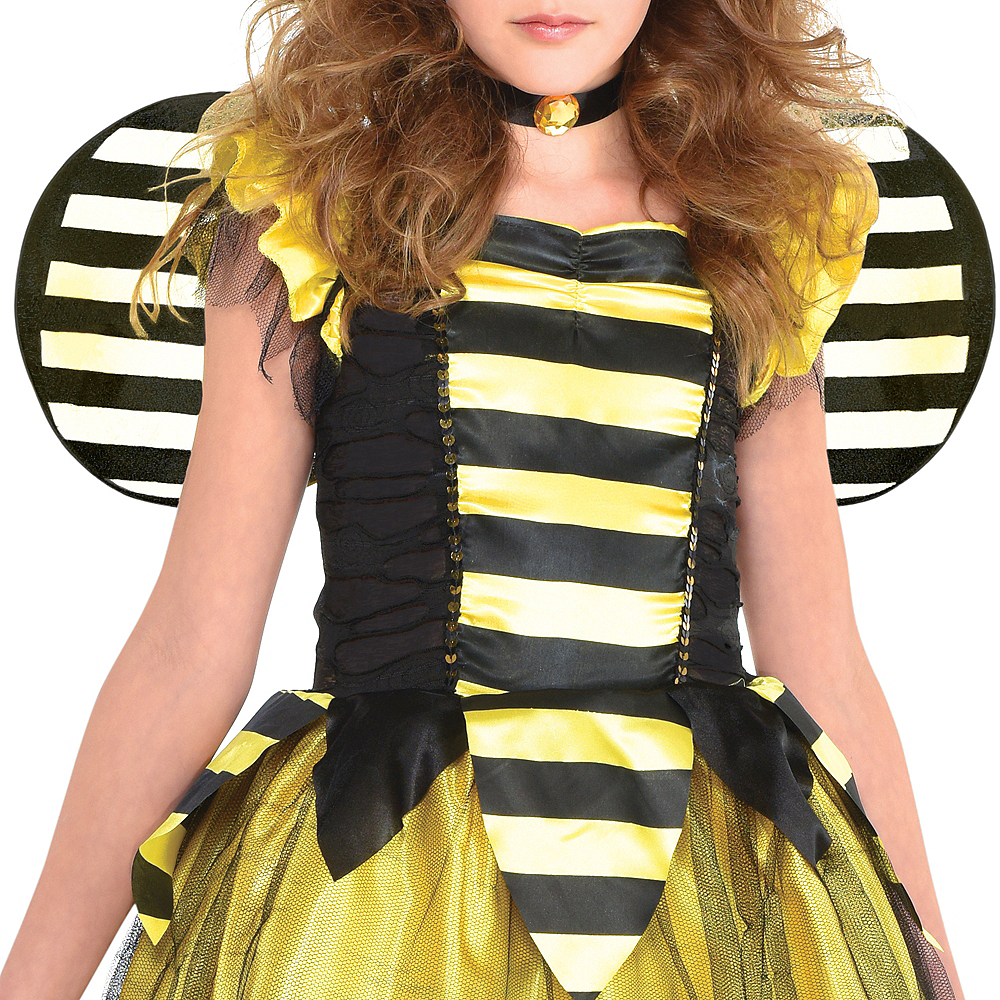 Girls Zom-Bee Costume Image #3