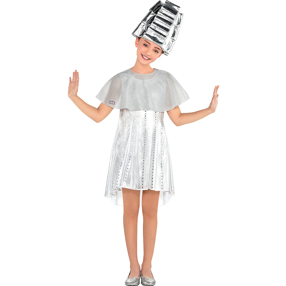 Girls Beauty School Dropout Costume Accessory Kit - Grease Image #1