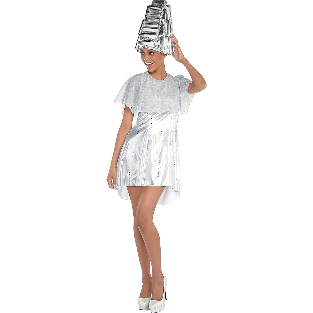 Womens Beauty School Dropout Costume Accessory Kit - Grease Image #1