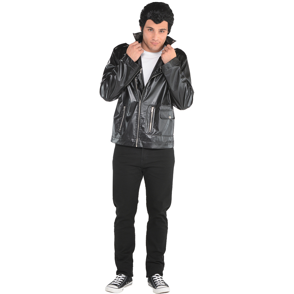 T-Birds Leather Jacket - Grease Image #1