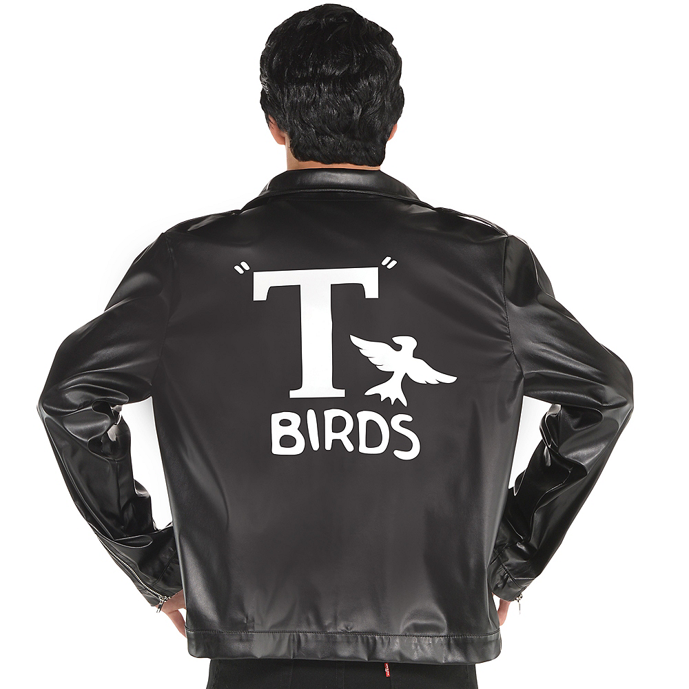 T-Birds Leather Jacket - Grease Image #2