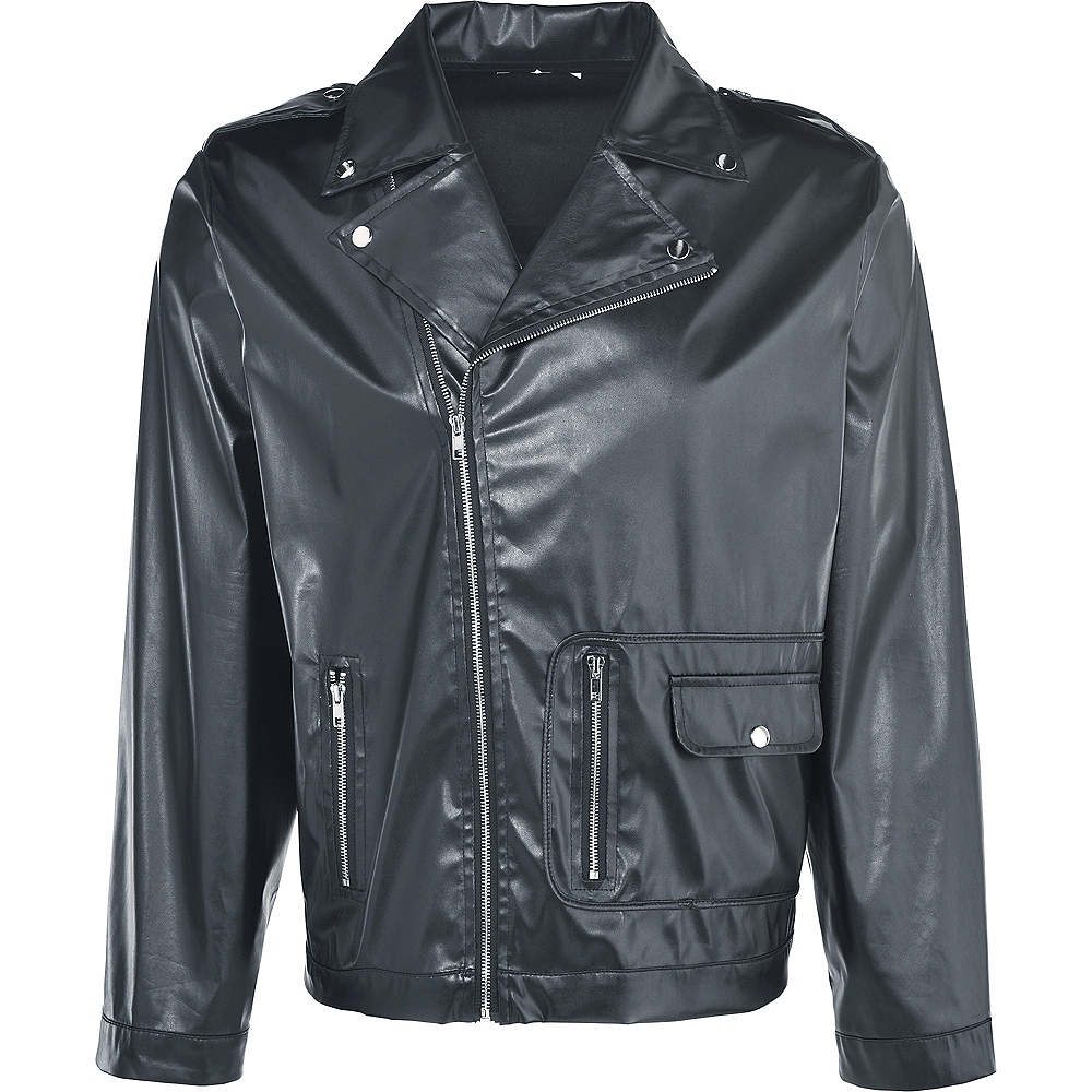 T-Birds Leather Jacket - Grease Image #3