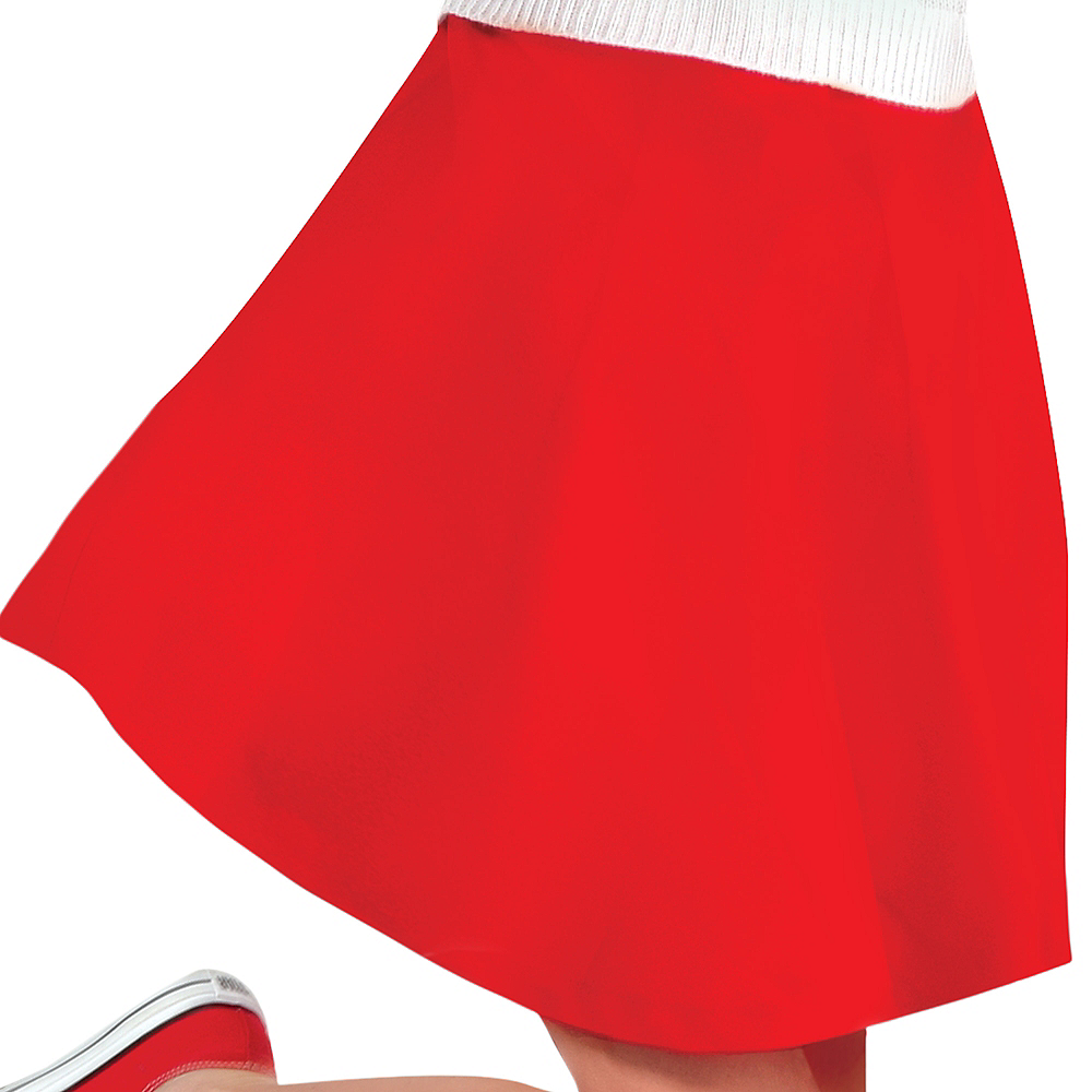 Girls Rydell High Cheerleader Dress - Grease Image #3