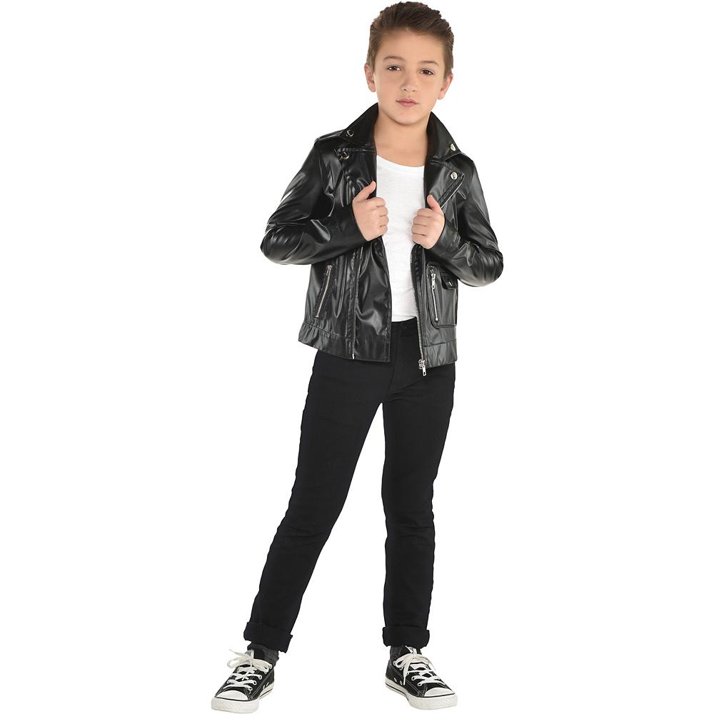 Child T-Birds Leather Jacket - Grease Image #1