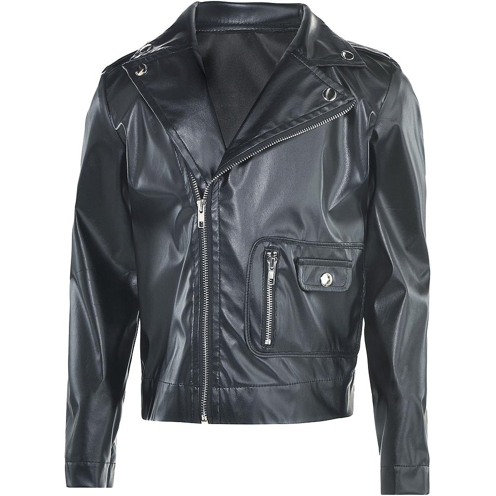 Child T-Birds Leather Jacket - Grease Image #3
