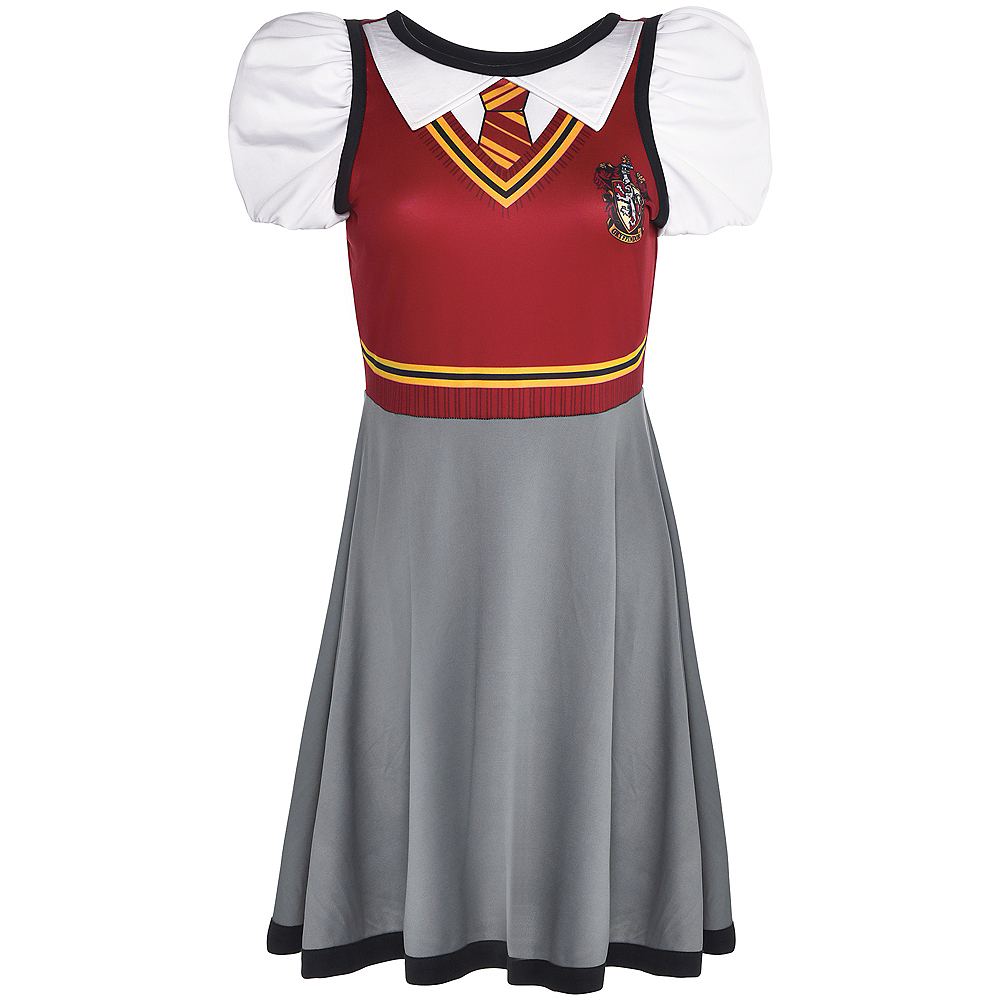 Womens Gryffindor Dress - Harry Potter Image #2