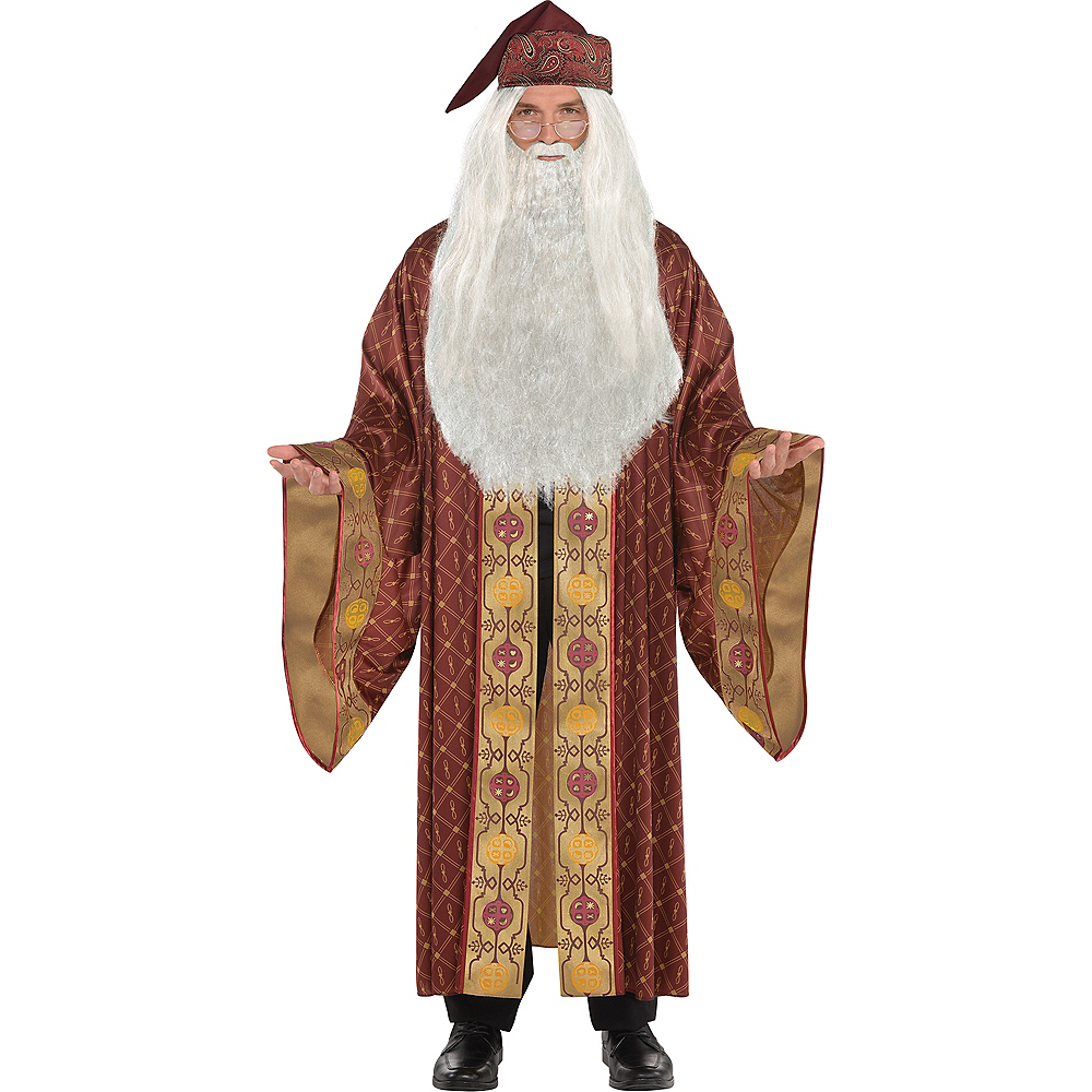 Adult Dumbledore Robe - Harry Potter Image #1
