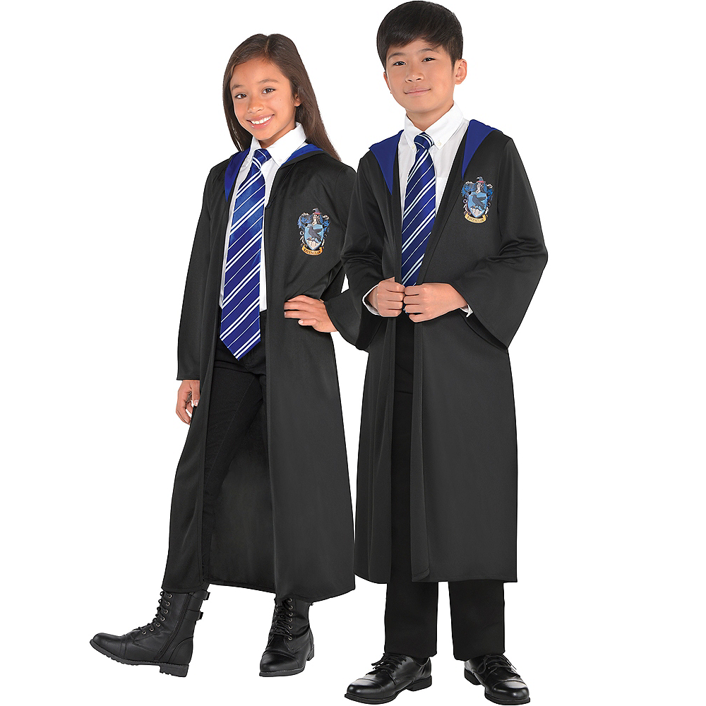 Nav Item for Child Ravenclaw Robe - Harry Potter Image #1