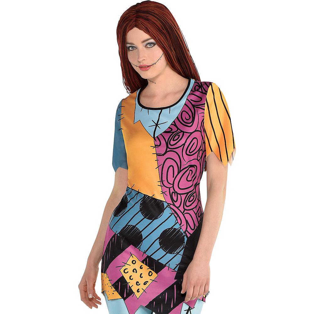 Womens Sally Tunic - The Nightmare Before Christmas | Party City