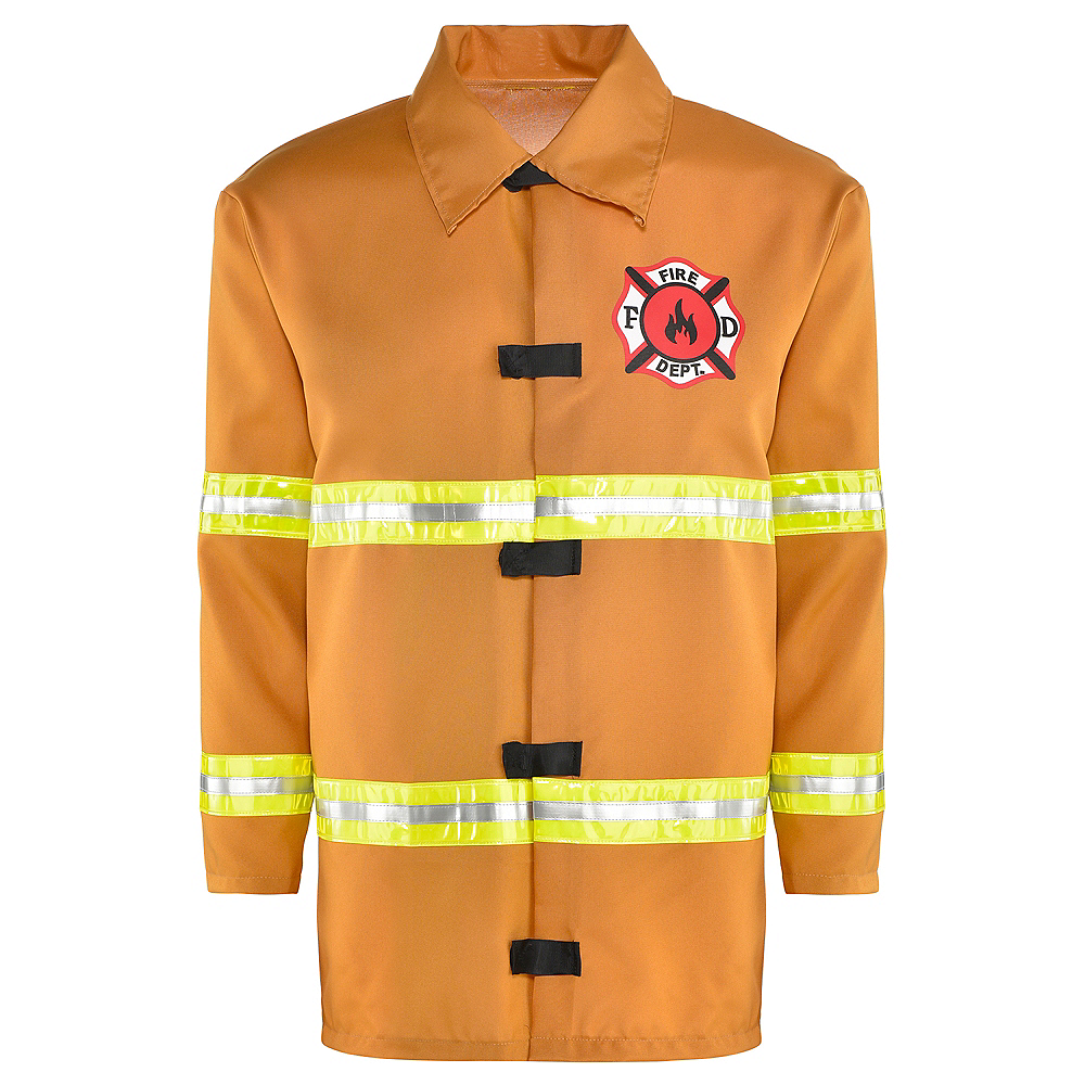 Adult Firefighter Jacket Image #1