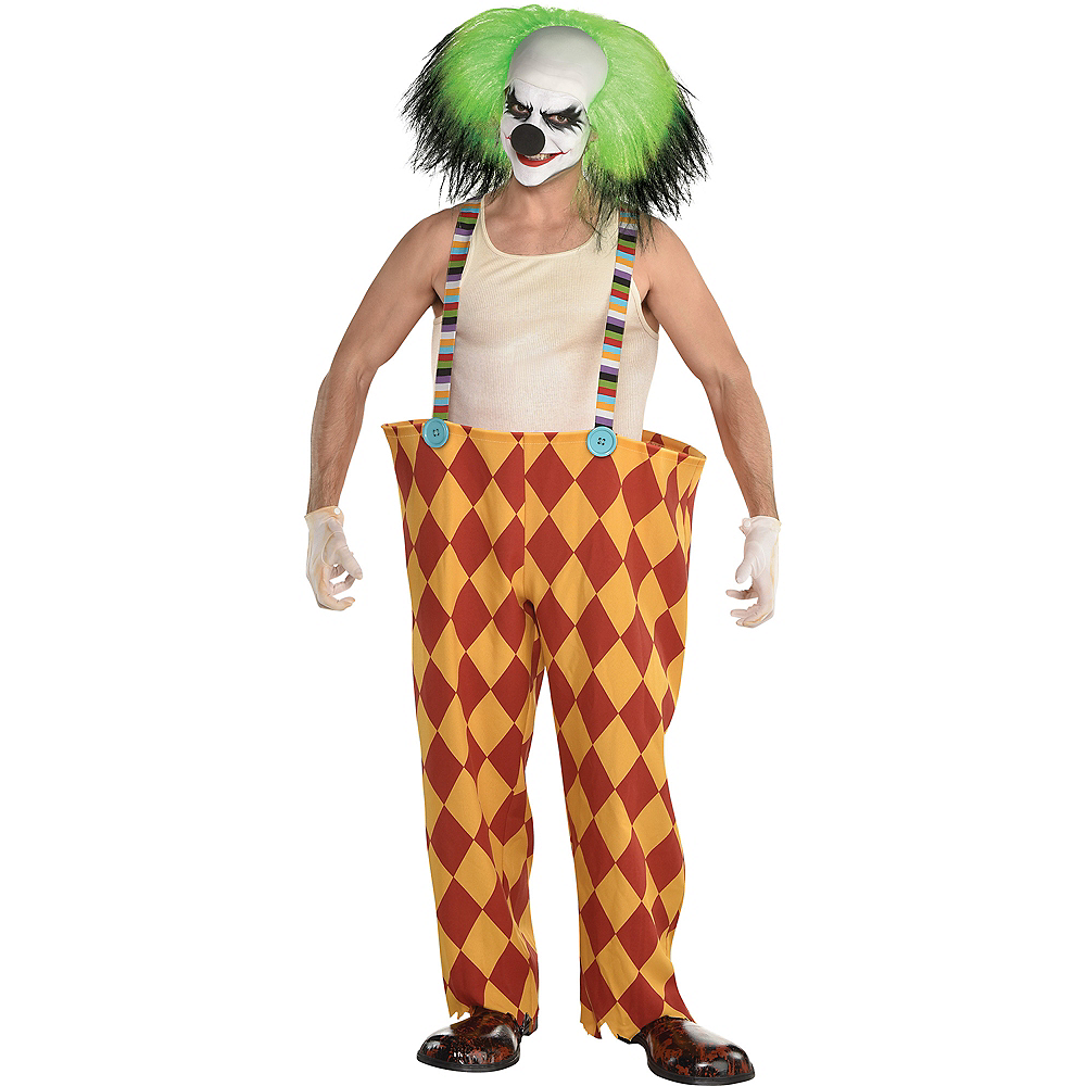 Nav Item for Adult Clown Pants Image #1