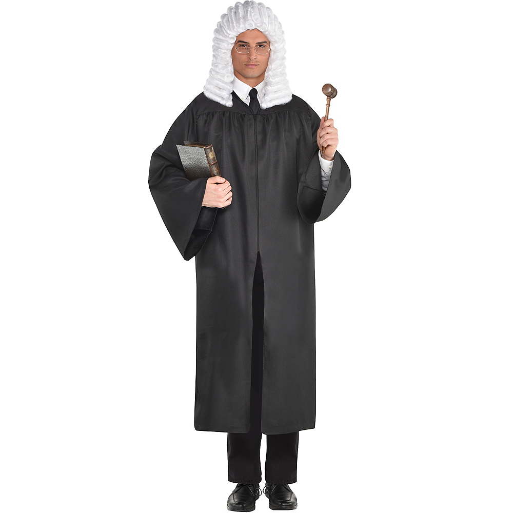 Adult Judge Robe Image #1