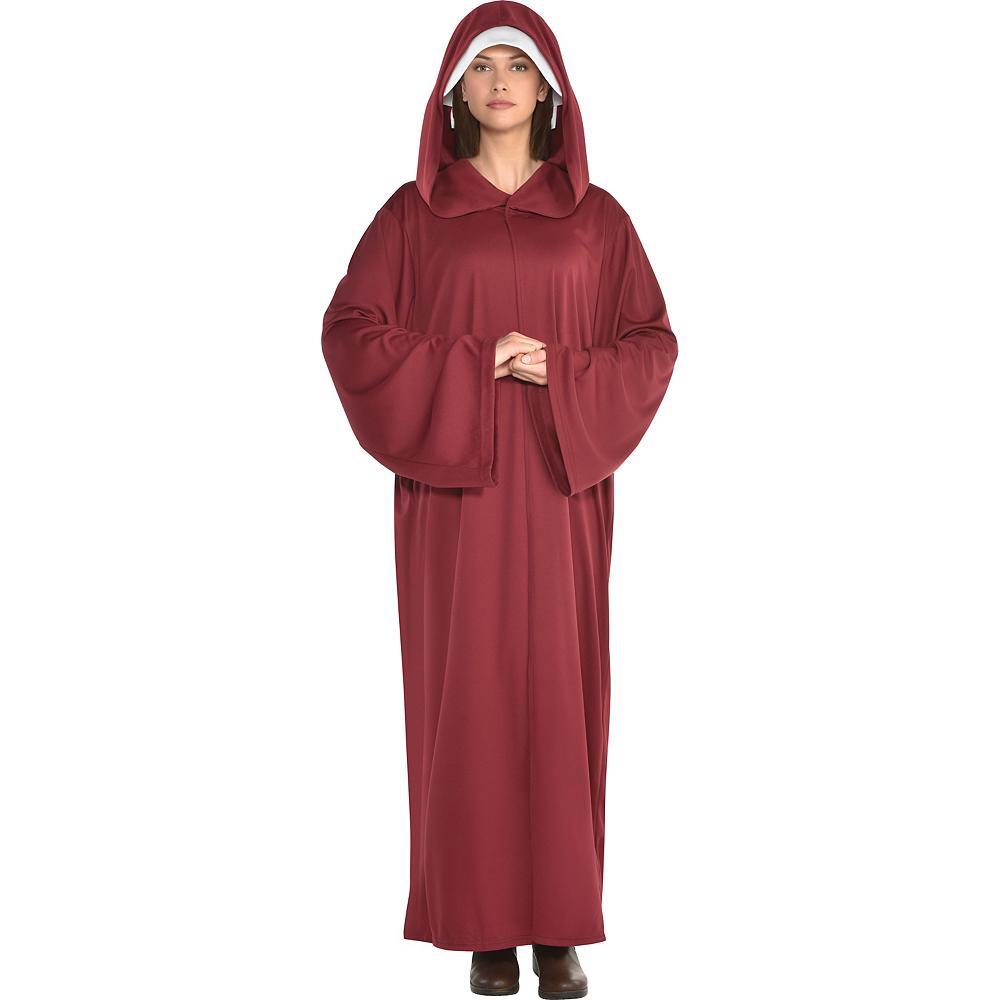 Adult Red Robe Image #1