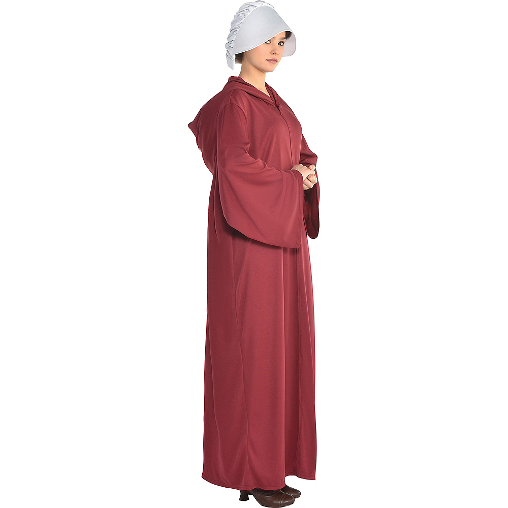 Adult Red Robe Image #2