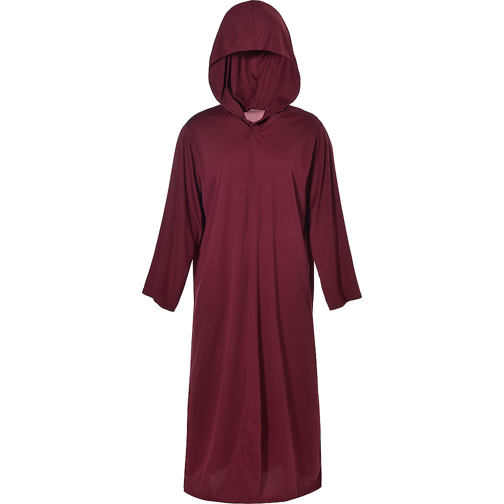 Adult Red Robe Image #3