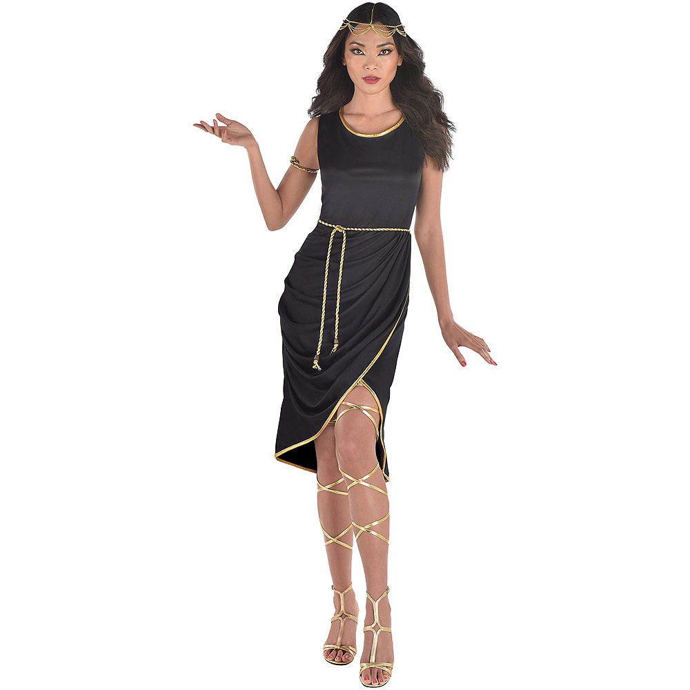 Womens Egyptian Goddess Dress Image #1