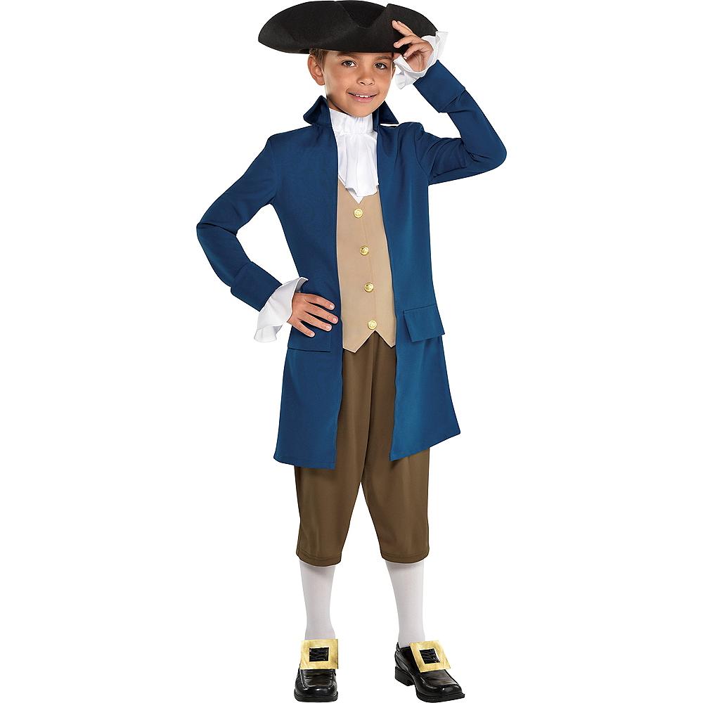Boys Paul Revere Costume Accessory Kit Image #1