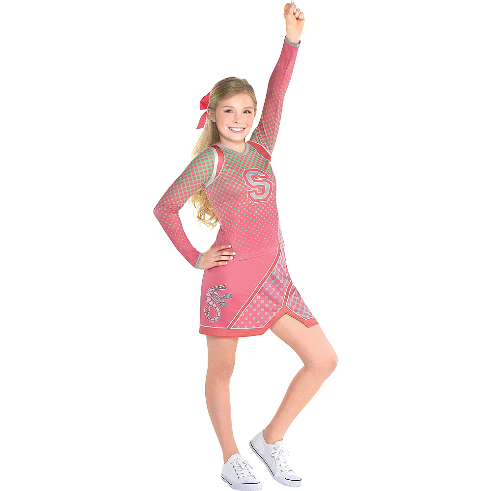 Girls Addison Costume - Z-O-M-B-I-E-S Image #1