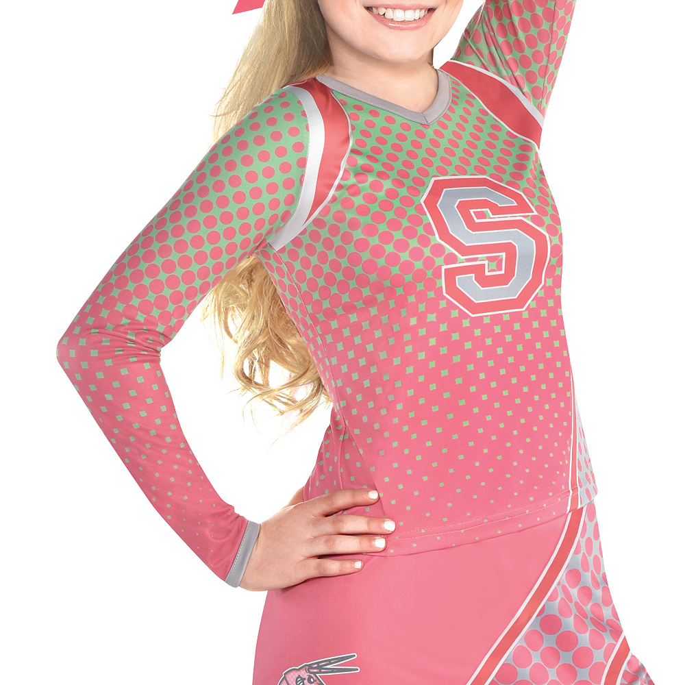Nav Item for Girls Addison Costume - Z-O-M-B-I-E-S Image #2