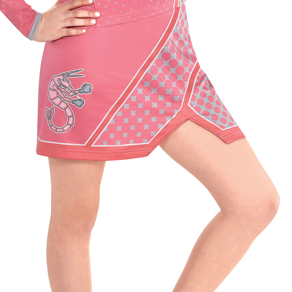 Nav Item for Girls Addison Costume - Z-O-M-B-I-E-S Image #3