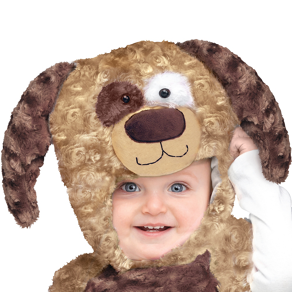 Baby Cuddly Puppy Costume Image #2
