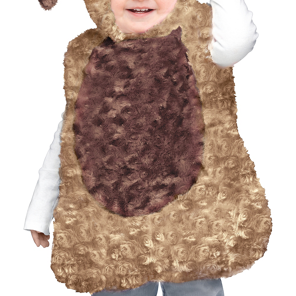 Baby Cuddly Puppy Costume Image #3