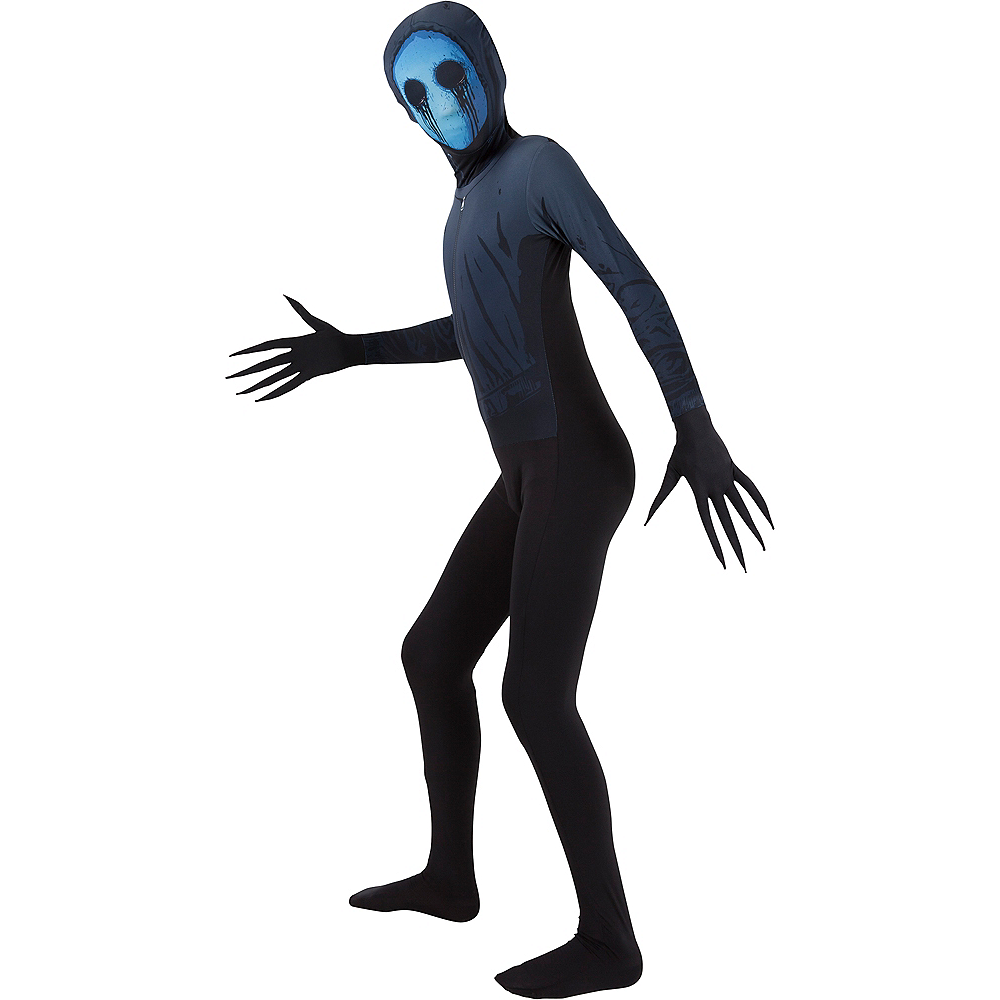 Boys Eyeless Jack Morphsuit Image #1