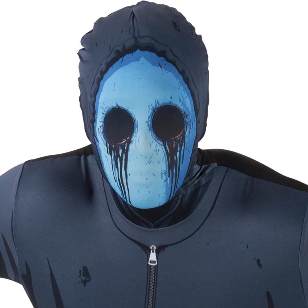 Mens Eyeless Jack Morphsuit Image #2