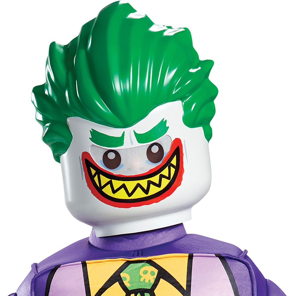 Child Lego Joker Costume Lego Batman Movie Party City