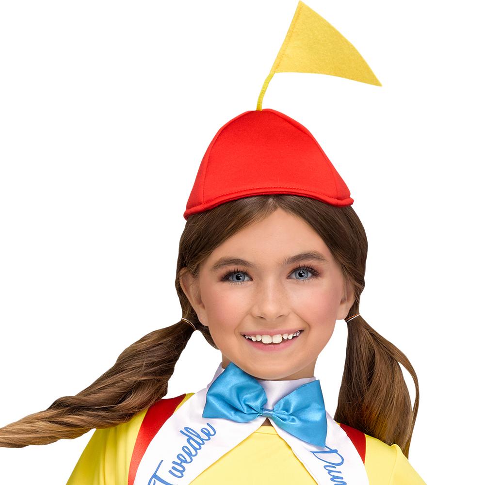 Girls Tweedle Dee & Tweedle Dum Costume Image #2