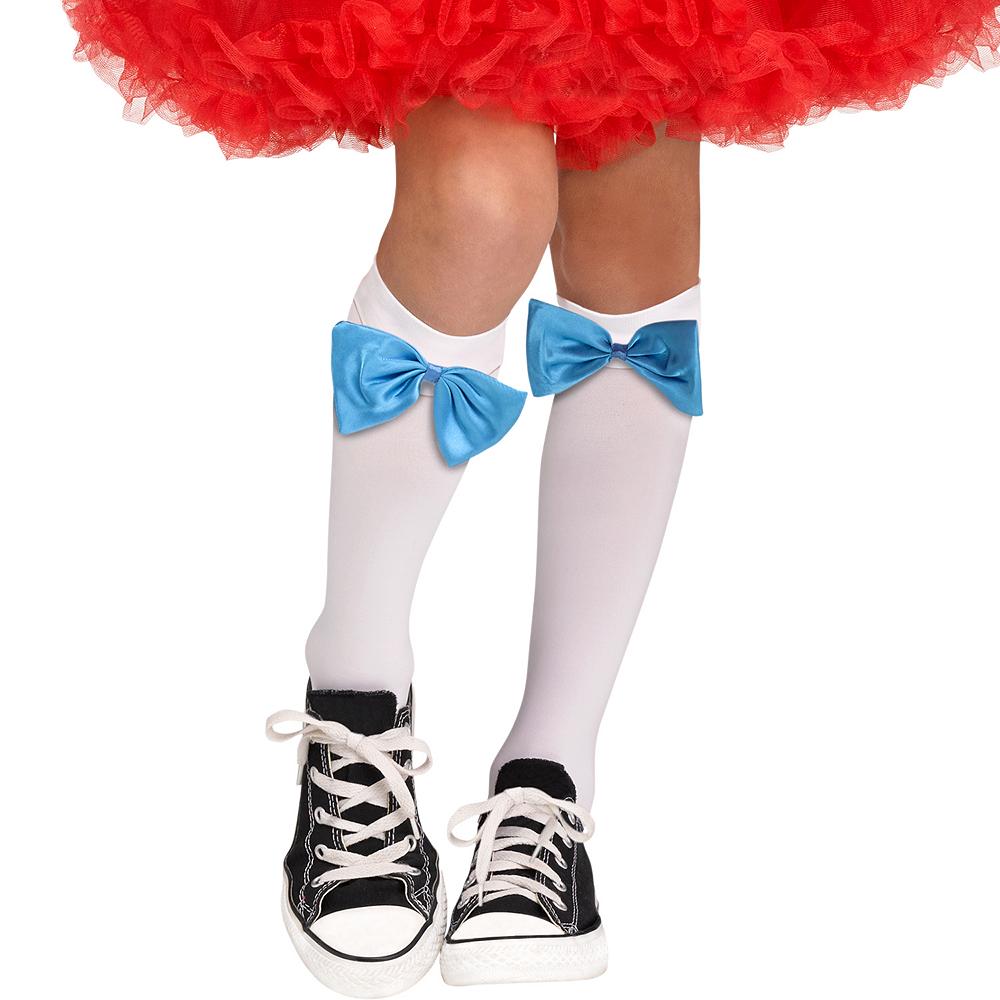 Girls Tweedle Dee & Tweedle Dum Costume Image #4