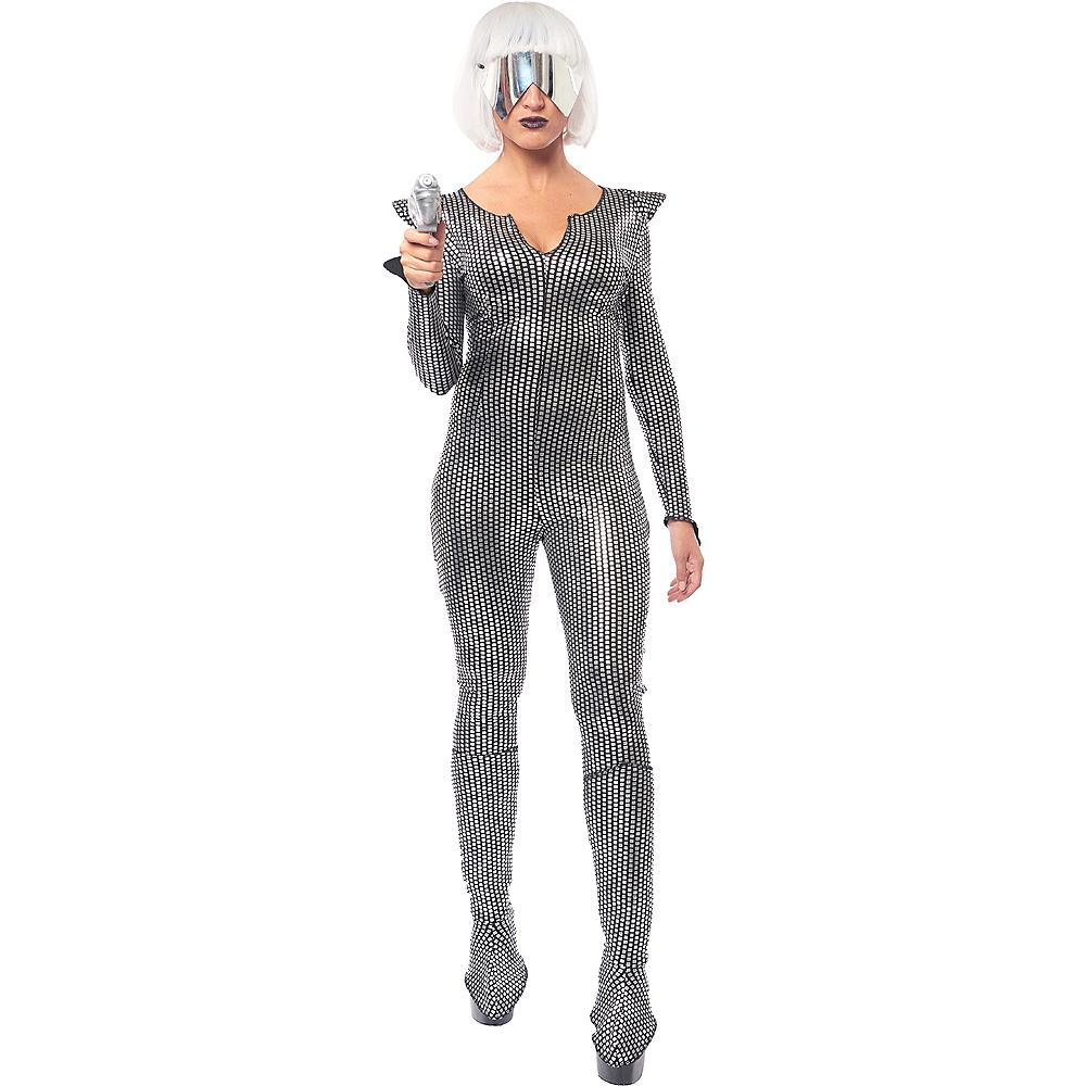 Womens Galaxy Girl Costume Image #1